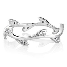 925 Sterling Silver Cubic Zirconia CZ Infinity Olive Branches Band Ring Jewelry Size 8 *** Wonderful of you to have dropped by to see the image. (This is our affiliate link) Bandy, Band Rings, Jewelry Rings, Olive Branches, Fashion Jewelry, Jewels, Sterling Silver, Infinity, Stuff To Buy