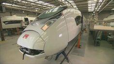 فرانسه و آلمان در نظر دارند با ادغام دو شرکت آلستوم و زیمنس امکان رقابت با رقیب چینی خود در صنعت حمل و نقل ریلی
