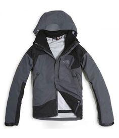 e7eebdf335 The North Face Gore Tex 3 in 1 Jacket Men Gray North Face Hoodie, North