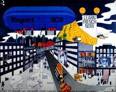 Ron Herron-Instant city
