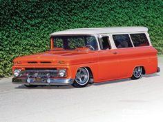 Chevy suburban