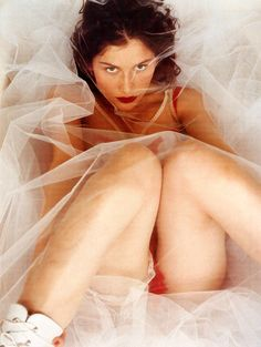 favorite VS model of that decade- Laetitia Casta by Bettina Rheims (mid 90s)