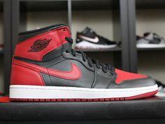 """948df1719a07dc Air Jordan 1 """"Bred"""" Jordan 1 Black"""