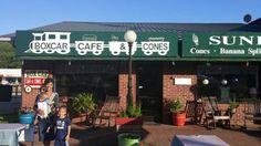 Box Car Cafe & Cones, Inc- Bryson City