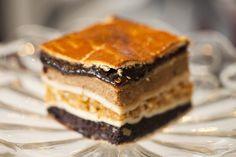 5 Sought-after West Ukrainian desserts Ukrainian Desserts, Ukrainian Recipes, Hungarian Recipes, Jewish Recipes, Cake Mix Recipes, Bakery Recipes, Köstliche Desserts, Delicious Desserts, Hungarian Cake