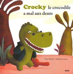 Crocky Ledur est une vraie «star».  Quand il chante, tous les animaux de la jungle se rassemblent pour l'écouter.  Son sourire éclatant est célèbre dans le monde entier, et les photographes  se bousculent pour le rencontrer. Mais Crocky se réveille un matin  avec une dent douloureuse...