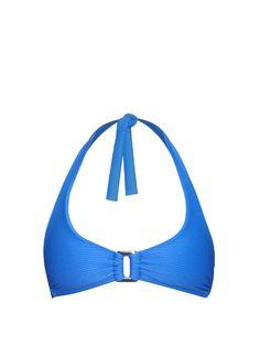 HEIDI KLEIN Zadar Halterneck Bikini Top. #heidiklein #cloth #top