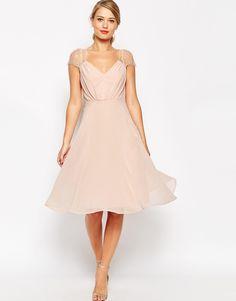 Image 1 of ASOS Kate Lace Midi Dress