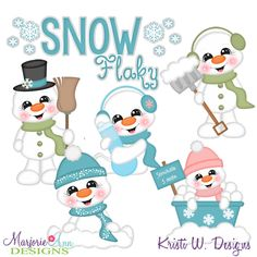 Snow Flaky SVG-MTC-PNG plus JPG Cut Out Sheet(s) Our sets also include clipart in these formats: PNG & JPG