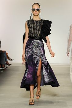 #NYFW: Tome Spring/Summer 2016. Click through to see more: http://nyfw.com/ohne-titel.
