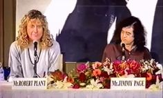 Page & Plant* Interview in Japan Led Zeppelin Art, Robert Plant Led Zeppelin, Page And Plant, Jimmy Page, Pearl Jam, About Hair, Rolling Stones, Cool Bands, The Beatles