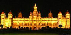 Mysore palace, karnataka India! Indian architecture ♥