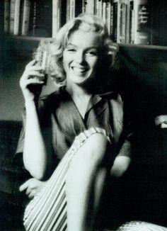 Marilyn Monroe Photo Taken By Milton Greene