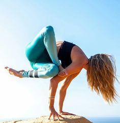 Yoga Inspiration (@ashleygalvinyoga)