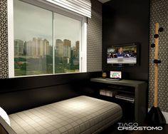 Dormitório Solteiro Jovem Vista 5