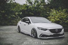 #mazdaspeed #mazda6 #atz #mazzoomm #mazda #mazdamovement #mazda6gj Mazda 3, Mazda Cars, Jdm Cars, Dj Logo, Old School Cars, Car Goals, Import Cars, Modified Cars, Future Car