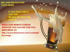 Wantagh Beverage Order Beer Online, Mix Match, Craft Beer, Brewery, Beverages, Delivery, Canning, Home Canning, Home Brewing