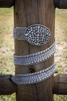PAGE - 170 USD - 100% fine Italian leather. 20' Swarovski elements crystals. Silver metal spirals with ivory flower lace detail. Wide old silver buckle with crystals. In silver and all colors.