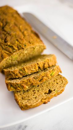 Apple Zucchini Bread ~ Healthy AF is part of Apple zucchini bread - No judgement if you gobble up the whole loaf — just think of all the fruits and veggies you'll be consuming