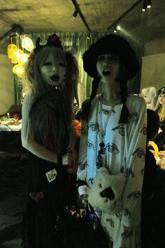 2012 HALLOWEEN PARTYの画像 | 口裂けさんの口裂けブログ