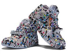 Melody Ehsani x Reebok Classic Pump Omni Lite Women Size US 11 Sneakers #Reebok #FashionSneakers