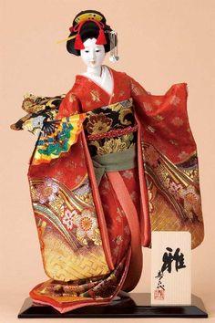 日本人形 雅 (みやび)