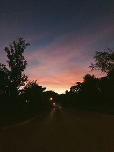 Sunsets>