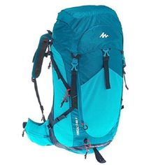 95b107f7396f2 Quechua MH500 30-L HIKING BACKPACK - BLUE Outdoor camping and Hiking Back  Pack #