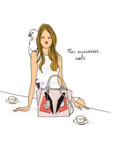 Découvrez les accessoires cools pour chiciser vos basiques cette semaine sur Do It : http://www.doitinparis.com/fr/mode-femme/le-look-de-la-semaine/10-accessoires-pour-chic-iser-ses-basics-2166