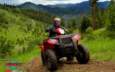 Come take your own ride on the bluff! Bluff Mountain Adventures offers guided ATV trail rides on 6,000 Acres of Mountain Trails exploring the wilderness foothills of East Tennessee. 20% Discount On ATV Trail Rides if you stay in one of our lodging facilities. Must be at least 12 years old to participate.