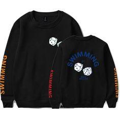 2018 Mac Miller Sweatshirts Men Casual Crewneck Hoodie Harajuku Pullover Sweatshirt Fashion Female Cool Plus Size Tops Plus Size Tracksuit, Tracksuit Tops, Plus Size Jeans, Plus Size Tops, Ariana Grande, Mens Sweatshirts, Hoodies, Hip Hop, Mac Miller