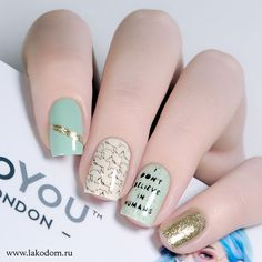 Beautiful Nail Art Designs That Will Catch Your Eye - Major Mag Crazy Nails, Fancy Nails, Love Nails, Trendy Nails, My Nails, Perfect Nails, Gorgeous Nails, American Nails, London Nails