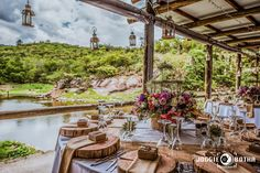 Alkmaar Farmstay Nelspruit |  The Venu & Lapa Maputo, Farm Stay, Wedding Venues, Table Settings, Table Decorations, Home Decor, Ideas, Wedding Reception Venues, Wedding Places