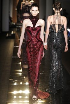 Atelier Versace Couture Fall 2013 - Slideshow