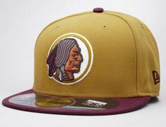 "NEW ERA x NFL「Washington Redskins ""On Field""」59Fifty Fitted Baseball Cap"