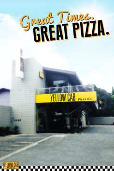 Have a great day at your favorite pizza place!