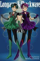 Sailor Longarm and Shockwave!