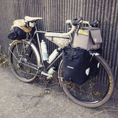 #OregonOutback2015 map bicycles #rambonneur #650b
