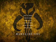 The tenets of the Mando'ade.