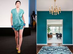 Hermes Spring 2013 RTW and Houzz