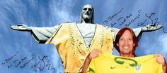 "KEVIN SORBO ""HÉRCULES"" NO BRASIL:  Vem visitar o Brasil, Hércules!    Por Mara Lúcia..."