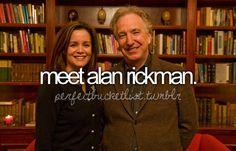 meet Alan Rickman