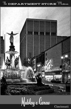 The Department Store Museum: Mabley & Carew, Cincinnati, Ohio
