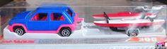 Production: 1990 Série 300 (16cm / 7 inches) de chez Majorette, made in France, réf: 317. MINIATURE PRESENTE SUR CE CATALOGUE   4CV R4 R5 R6 R7 R8 R9 R10 R11 R12 R14 R15 R16 R17 R18 R19 R20 R21 R25 R30 ALPINE CLIO DAUPHINE ESPACE FLORIDE FREGATE FUEGO...