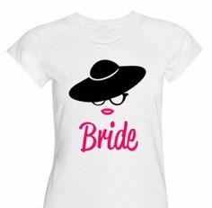 Tricou burlacite - The Sexy Bride