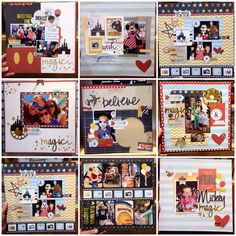 Simple Stories  Say Cheese 2 sample layouts