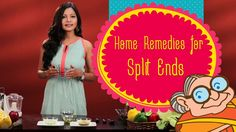 Hair Care - Home Remedies For Split Ends - Get Rid Of Split Ends Without...