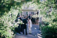 Sophie and Mark, Daylesford Wedding