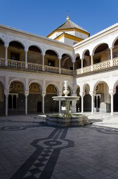 Casa de Pilatos in Seville - Andalusia, Spain