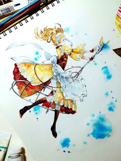 Lissa - Amaaaaazing fire emblem art at this page O.O
